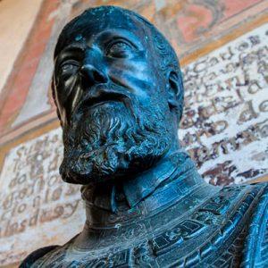 Busto de Carlos V